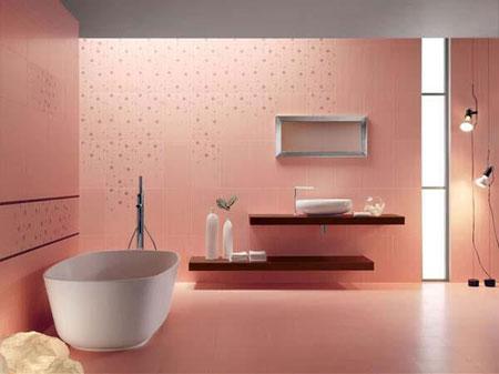 مدل های شیک و زیبای دکوراسیون حمام