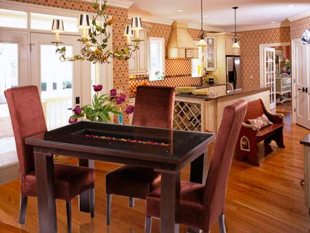 مدل های جدید و زیبای میز غذا خوری