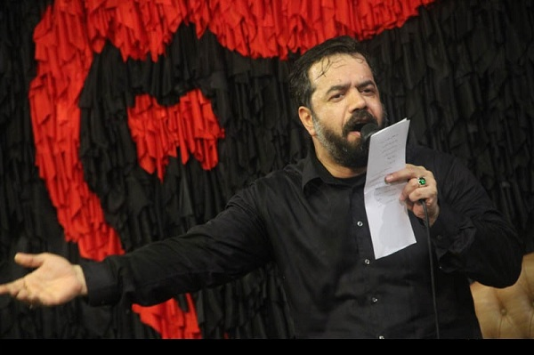 دانلود مداحی شور محمود کریمی در شب تاسوعای حسینی
