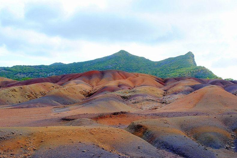 تپه هفت رنگ +تصاویر