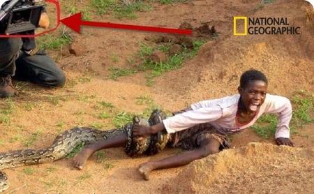 بی رحم ترین عکاس دنیا /عکس