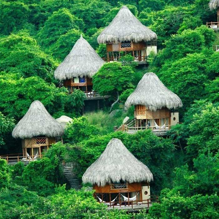 تصاویری از مکان های بسیار زیبا
