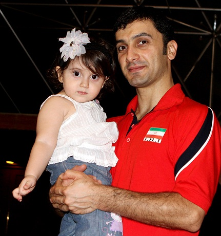 دختر کوچولوی ظریف /عکس