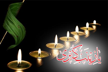 دانلود روضه خوانی حاج محمود کریمی در وصف حضرت زینب (س)