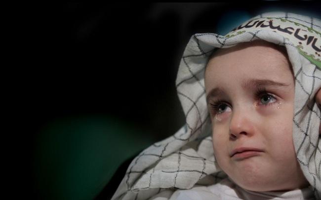 ثواب گریه کردن برای امام حسین (ع)