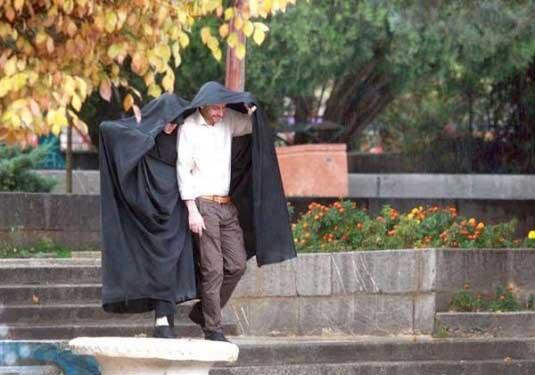 مزایای داشتن همسر چادری /عکس