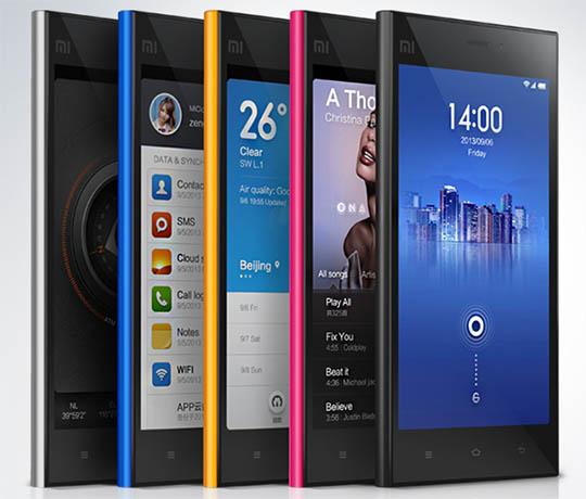 فروش 220 هزار گوشی MI3 در کمتر از 3 دقیقه!