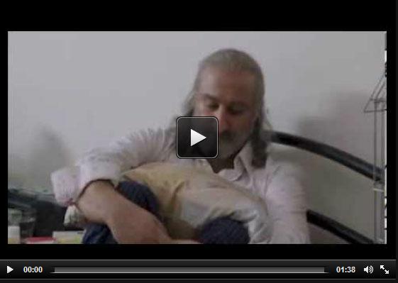 """کلیپ خنده دار """"ابی"""" در تلویزیون ایران"""