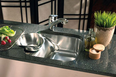 مدل های زیبای سینک ظرفشویی