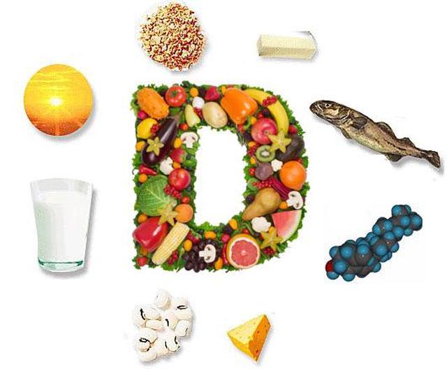 12 منبع غنی دریافت ویتامین D