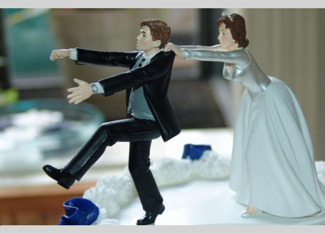 ترس از ازدواج