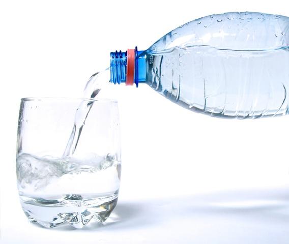 بطری های یکبار مصرف را در فریزر قرار ندهید
