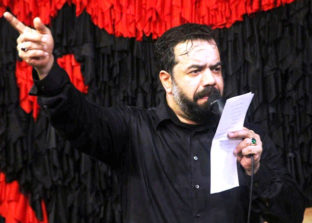 دانلود مداحی حاج محمود کریمی با نام حسن(ع) کریم عالمینه