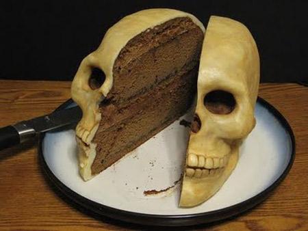 زشت ترین کیکهای دنیا /تصاویر