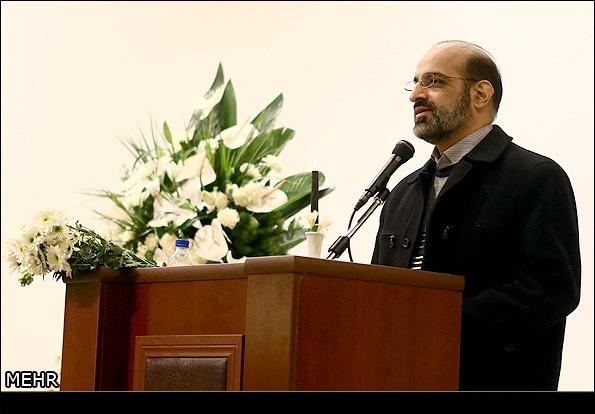 آهنگ محمد اصفهانی در مراسم ختم همسر بنیامین بهادری /فیلم +دانلود