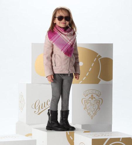 مدل های زیبای لباس زمستانی بچه گانه