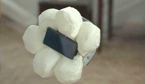 ساخت کیسه هوا برای تلفن همراه +عکس
