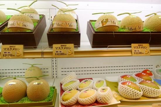 مجلل ترین میوه فروشی جهان +تصاویر