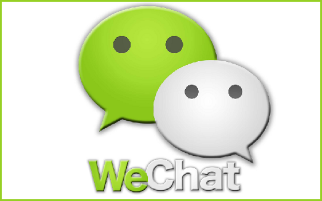 آموزش تصویری کار با برنامه Wechat