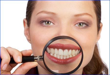 ترفندهایی برای داشتن دندان های شفاف و براق