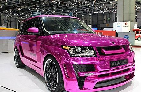 ماشین به این خوشگلی دیدین؟