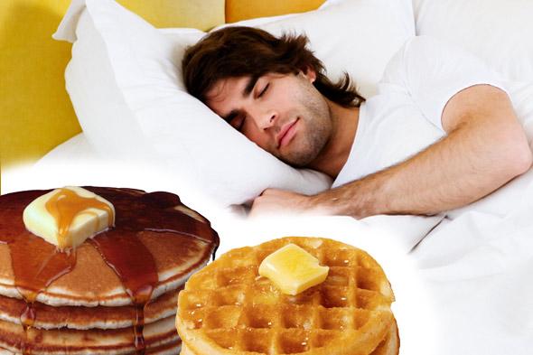 اگر شب ها بدون غذا می خوابید، بخوانید!