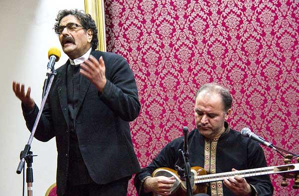 کنسرت شهرام ناظری در قونیه +تصاویر
