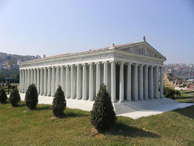 عجایب هفتگانه دوران باستان