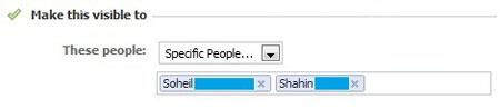 آموزش پنهان کردن لیست دوستان در فیس بوک