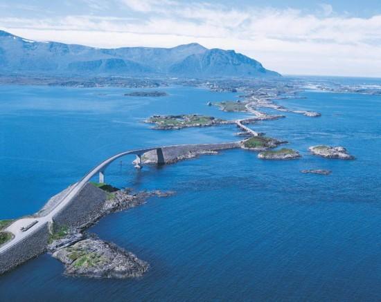 جاده زیبای اقیانوس اطلس +تصاویر