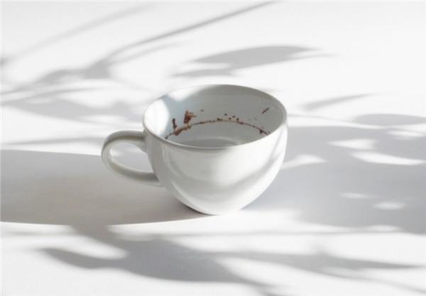 چشماندازی زیبا در فنجان قهوه +تصاویر