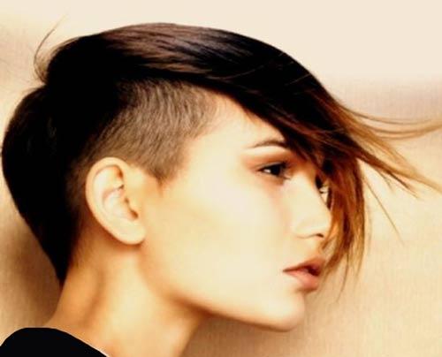 248 مدل موهای کوتاه و فشن دخترانه 2014