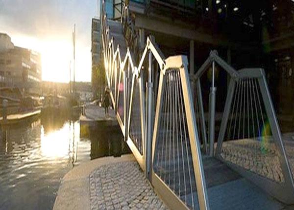 عجیب ترین پلهای دنیا /تصاویر