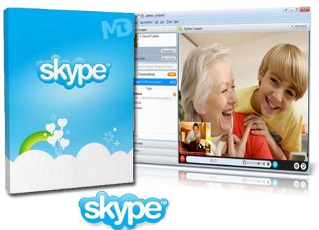 دانلود Skype 6.13.73.104  نرم افزار اسکایپ تماس رایگان صوتی و تصویری