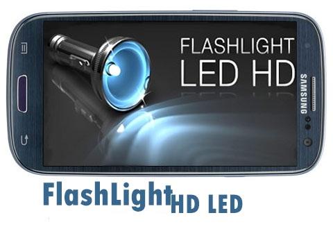 دانلود FlashLight HD LED Pro v1.53  چراغ قوه برای اندروید