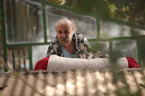 گریم جالب رضا عطاران /عکس
