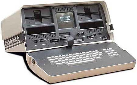 قدیمی ترین لپ تاپ هایی که تاکنون ندیده اید +تصاویر