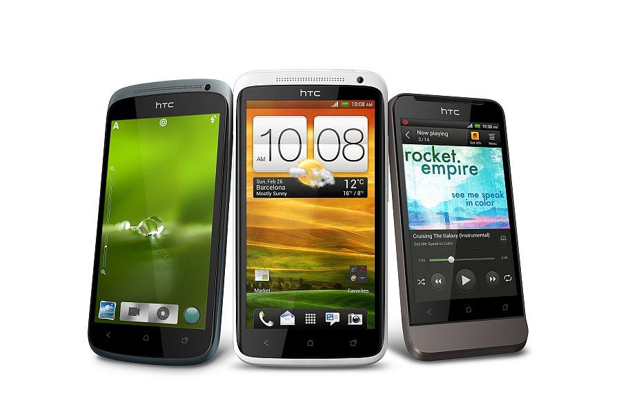 قیمت انواع گوشی HTC چهارشنبه 25 دی 1392