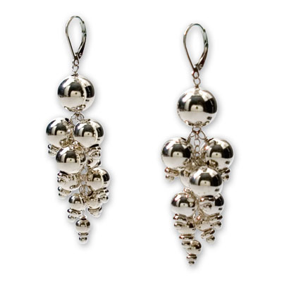 01165_silver_disco_bubble_earring_1