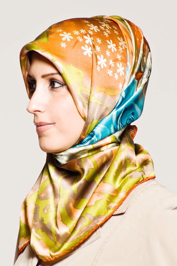 عکس مدل های جدید شال و روسری بانوان ایرانی