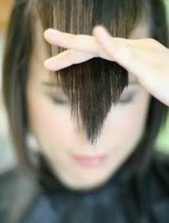 اموزش تصویری کوتاه کردن مو