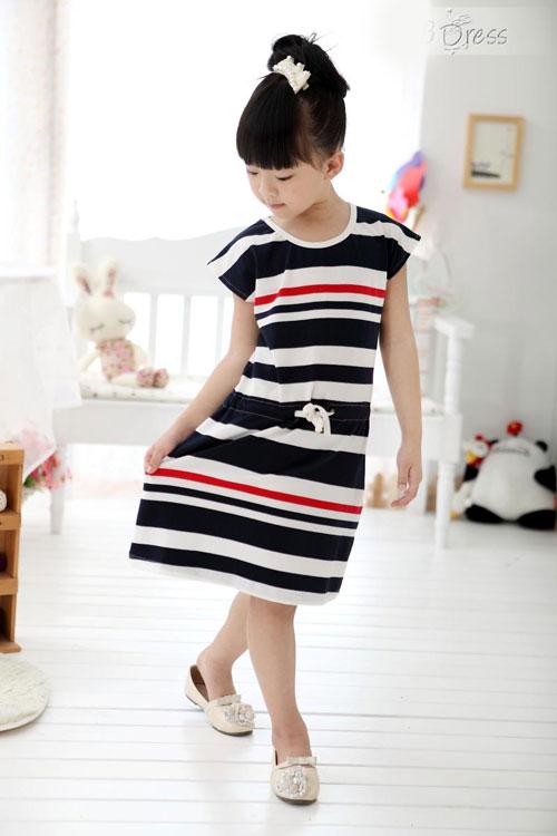 مدل لباس حریر بچه گانه شیک و زیبا.