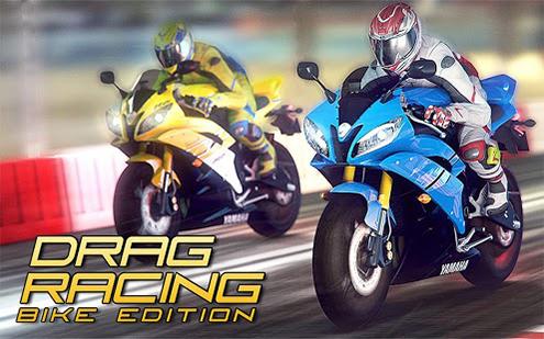 دانلود بازی Drag Racing  موتور سواری برای اندروید