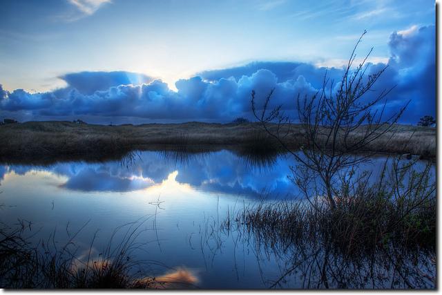 انعکاس های زیبای طبیعت /تصاویر