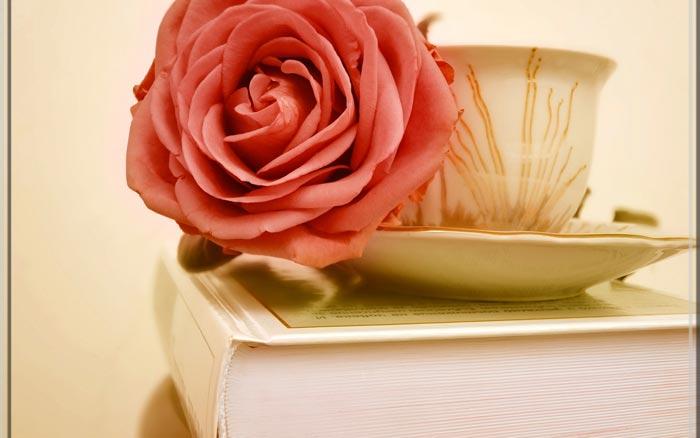 27 تصاویر تزئینات فوق العاده زیبا با گل رز