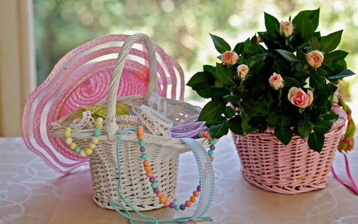 29 تصاویر تزئینات فوق العاده زیبا با گل رز