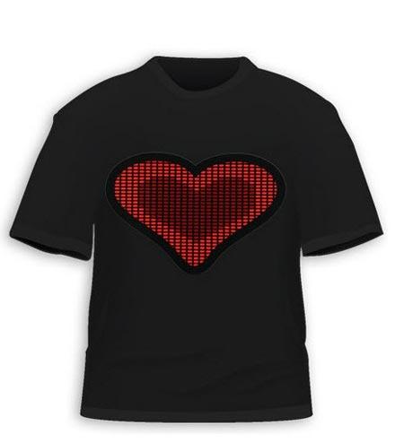 تصاویری از تی شرت ال ای دی دار پسرانه