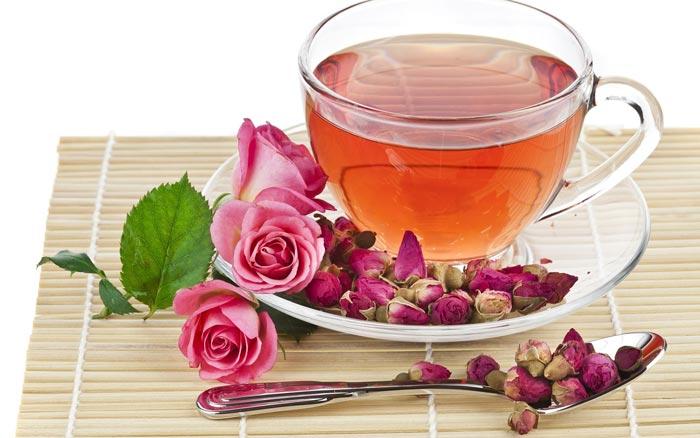 33 تصاویر تزئینات فوق العاده زیبا با گل رز