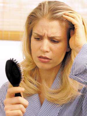 توصیه های مهم برای جلوگیری از ریزش مو