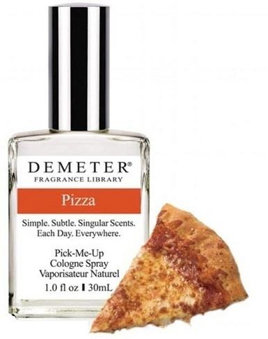 ادکلنی عجیب با عطر پیتزا +عکس